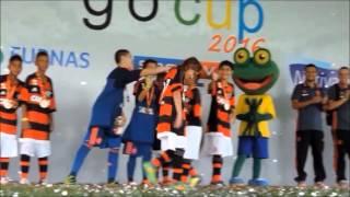 Melhores momentos e entrevistas do Pet gol no go cup 2016 categoria base sub 11 flamengo RJ