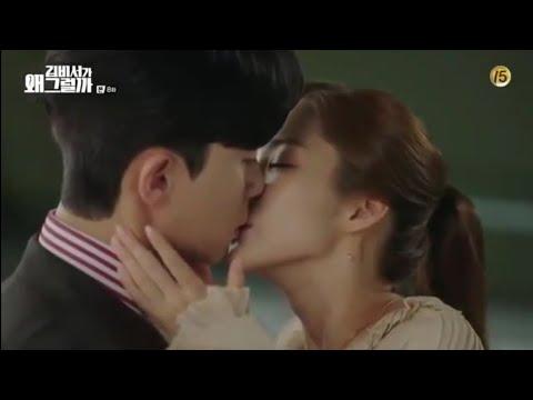 (sub Indo)Whats Wrong With Secretary Kim Eps 08