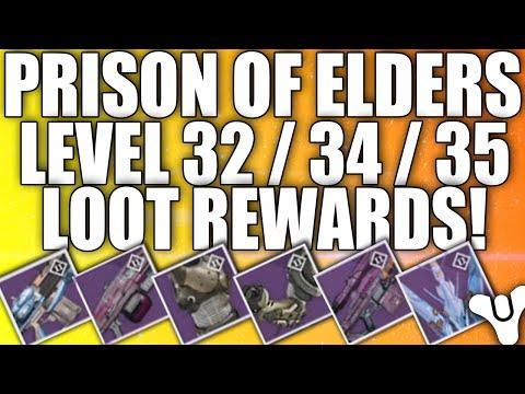 destiny prison of elders lvl 32 matchmaking