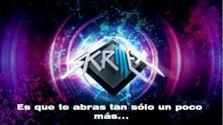 SKRILLEX - All I Ask Of You - Sub Español