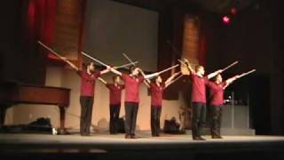 Arise My Love - Preformed by the Eastridge Baptist Church Stick Team