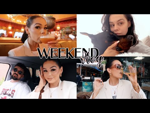 COME OUT WITH US | BANK HOLIDAY WEEKEND VLOG