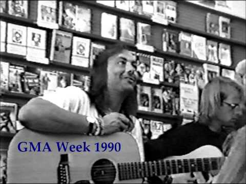 Rich Mullins Interview, GMA Week '90 (with Sandi Brown, WCBW)