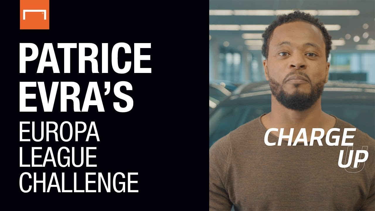 Patrice Evra's UEFA Europa League Challenge – Episode 1