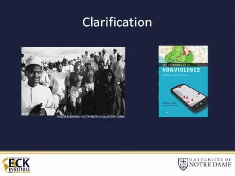 Dr. Joseph Bock - What if Gandhi had a Smartphone?