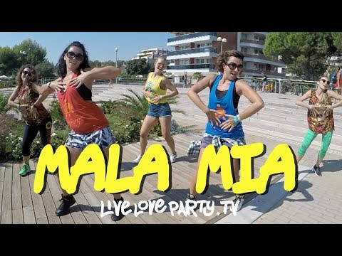 Mala Mia by Maluma | Live Love Party™ | Zumba® | Dance