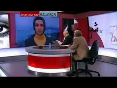 Richard Dawkins on Have Your Say (2 of 6)