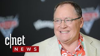 Pixar's John Lasseter leaving (for now) over harassment allegations (CNET News)
