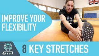8 Key Stretches To Improve Your Flexibility | Stretching Tips For Triathletes