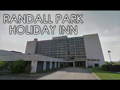 ABANDONED TEN STORY HOTEL - Randall Park Holiday Inn | Abandoned Cleveland