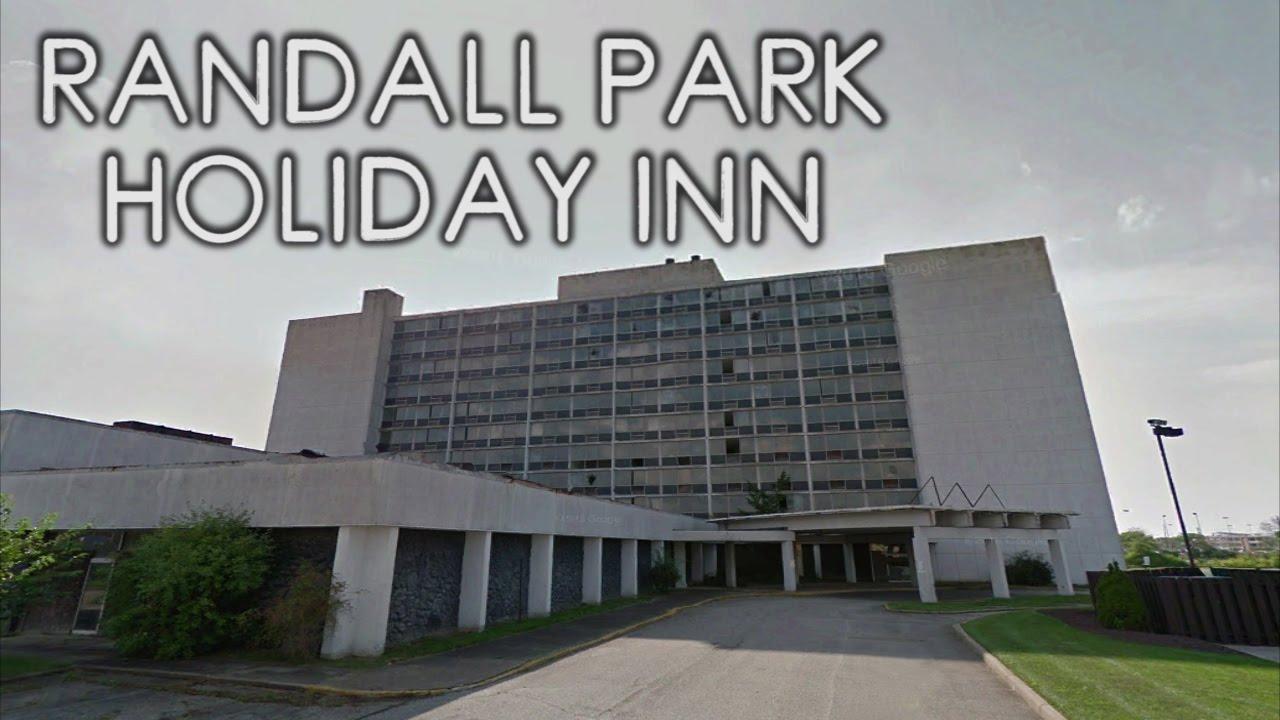 Abandoned Ten Story Hotel Randall Park Holiday Inn