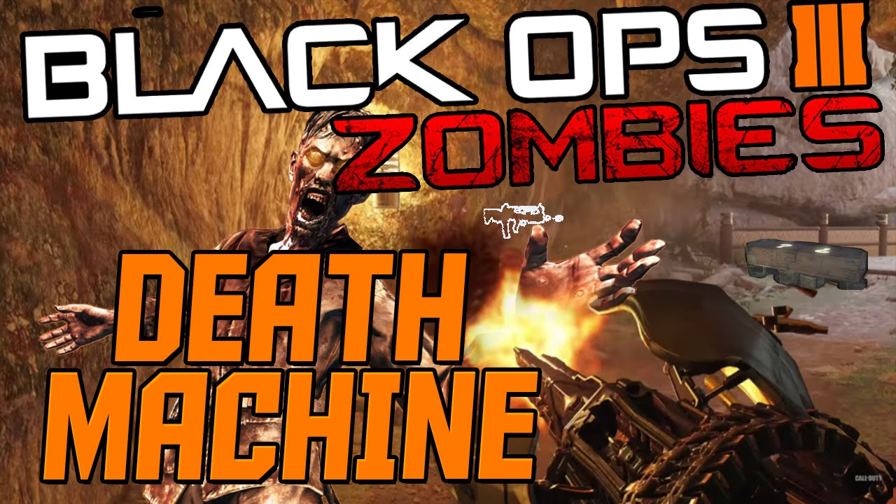black ops 3 death machine
