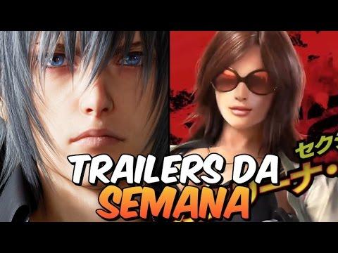 Final Fantasy / Tekken 7 / This War of Mine - Trailers da semana