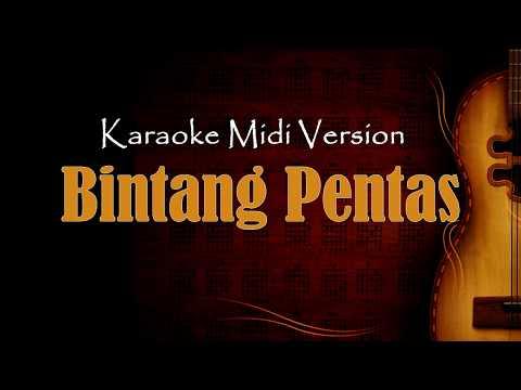 Bintang Pentas | Dangdut Karaoke Musik Version Keyboard + Lirik Tanpa Vokal