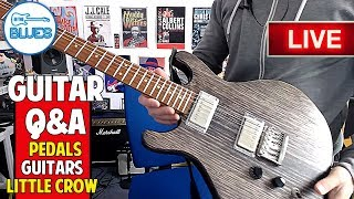 Live Hangout with Shane (Guitars, Pedals, More)