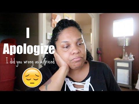 I Just Want To Say SORRY!! HaloAngels | RAISINGHALO VLOG