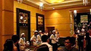 Cook Percussion Band at Baiyoke Skytower