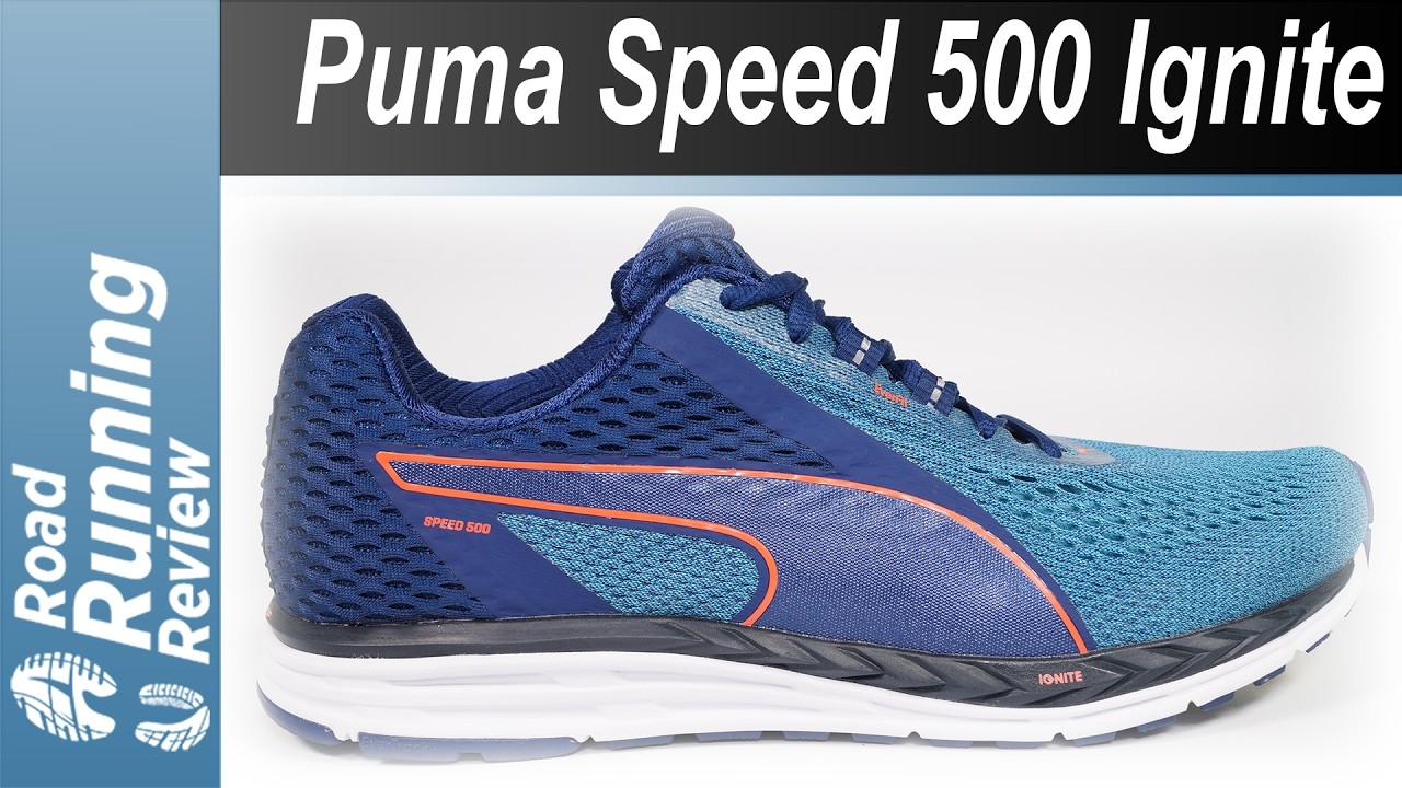 cc33b4632d7 Puma Speed 500 Ignite Review - YouTube