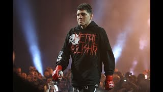 "Nick Diaz Highlight || ""Become the Evil Villain"""