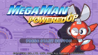 Mega Man Powered Up - Cut Man