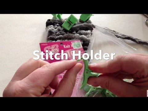 Susan Bates Knit Klips | Quick Review