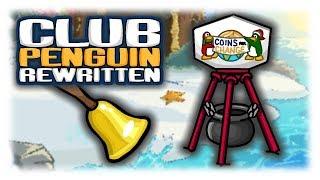 Club Penguin Rewritten: Rockhopper