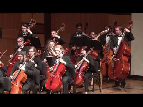 Colorado State University Symphony Orchestra 4-27-17