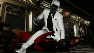 Mr. Negative Boss Fight (Scarlet Spider 2 Suit Walkthrough) - Marvel