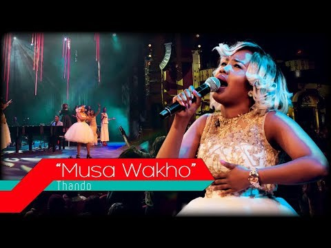 Women In Praise feat. Thando - Musa Wakho