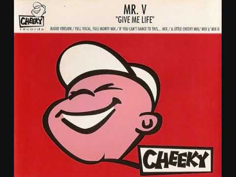 Mr. V - Give Me Life (Maxi-Single)