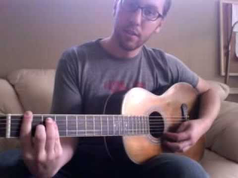 How to play For Emma by Bon Iver