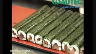 Норимаки робот для лепки суши роллов ASM860