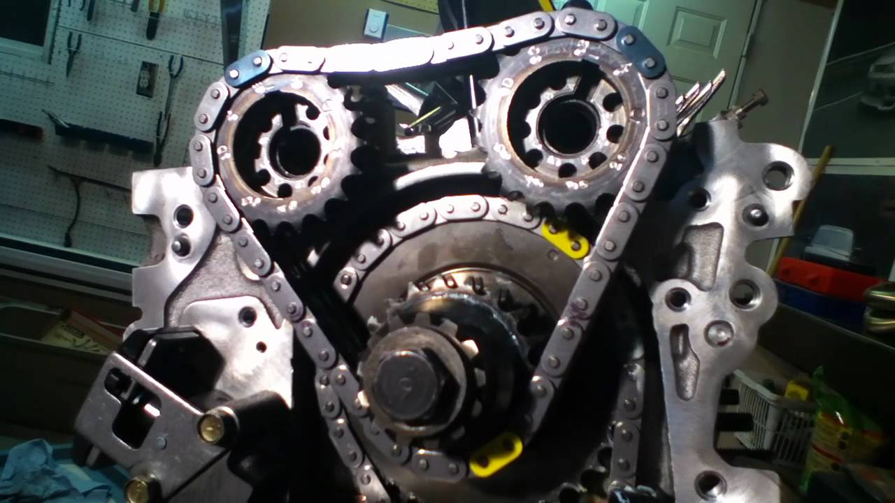Ka24det How To Degree Cams Vid4 Jwt Gears Work Youtube Ka24de Engine Wiring Diagram