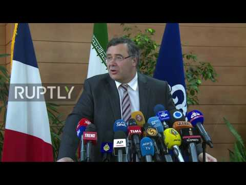 Iran: Tehran signs first major energy deal with France's Total