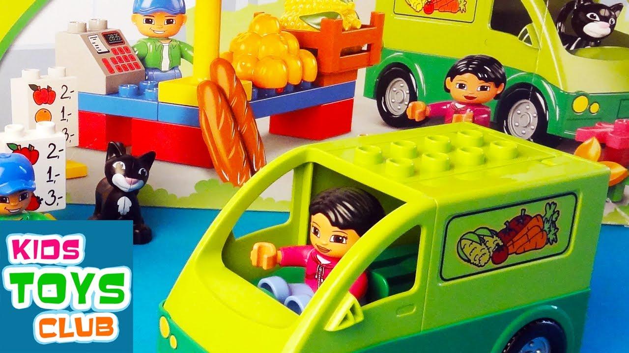 LEGO® DUPLO® Creative Bucket - 10555   DUPLO®   LEGO Shop   What Are Duplos