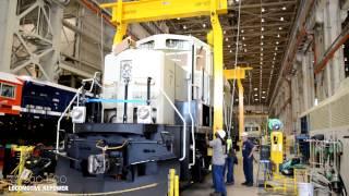 EMD GP9-GP20ECO Repower Locomotives