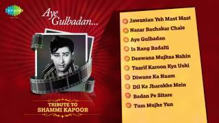 Shammi Kapoor Hit Songs Jukebox | Yeh Chand Sa Roshan Chehra & More | Hit Romantic Hindi Songs