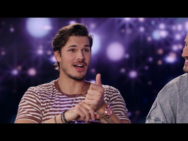 Making of DWTS: Pro Dancers Val Chmerkovskiy and Gleb Savchenko