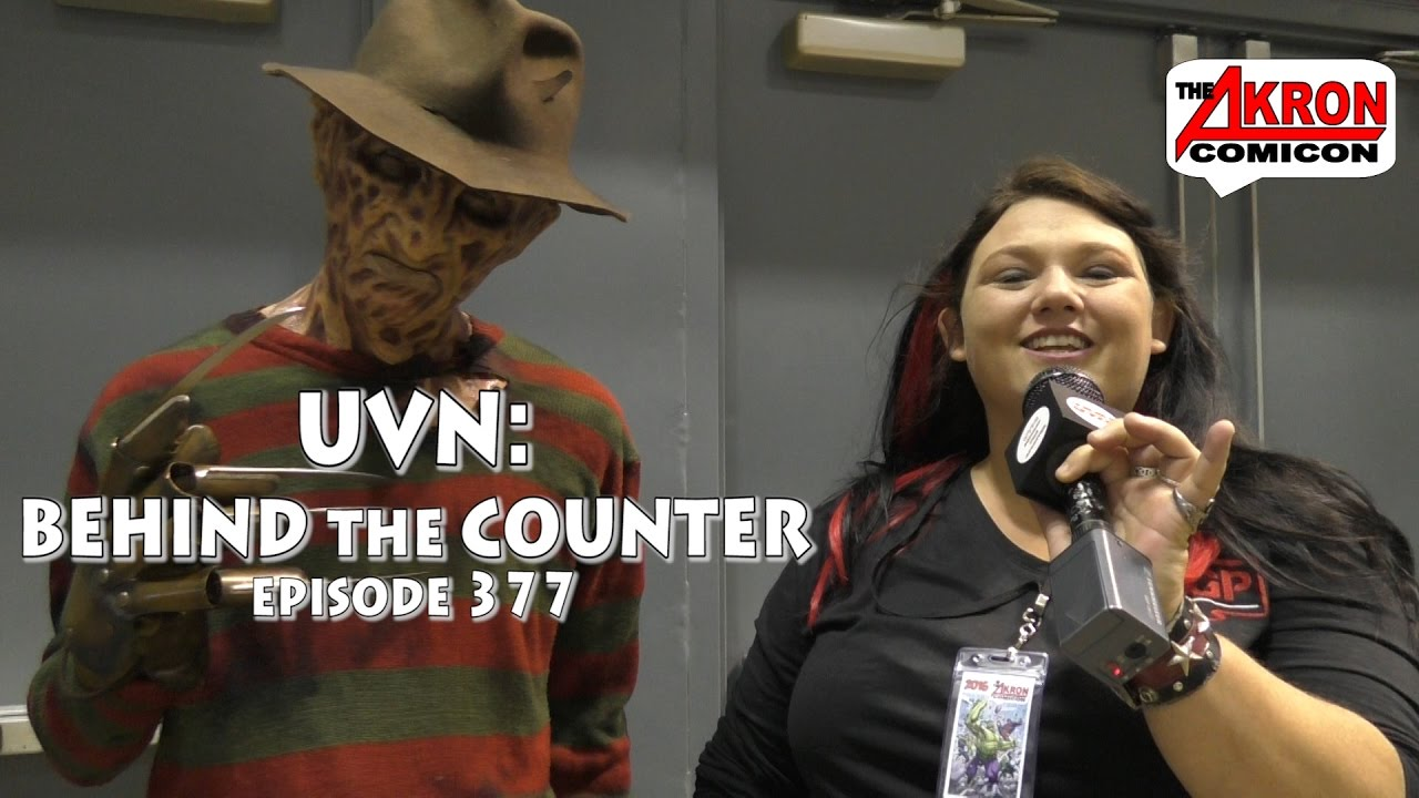 UVN: Behind the Counter 377
