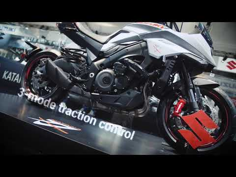 Suzuki KATANA Feature Highlights