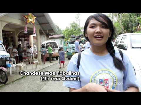 CMM Cares (Christmas Special) Bundles of Joy - Nausok Jagna Bohol Philippines