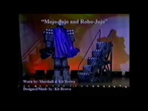 Mojo Jojo and Robo Jojo