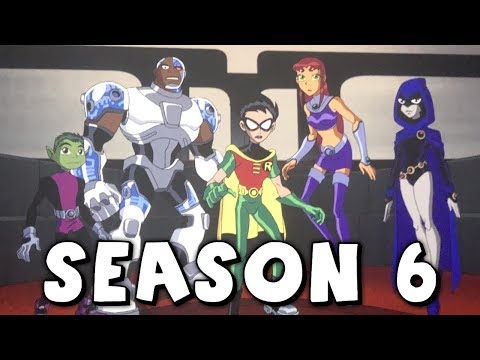 Original Teen Titans Season 6 CONFIRMED in TTG Movies Post-Credits Scene?!