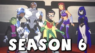 Original Teen Titans Season 6 CONFIRMED in TTG Movie's Post-Credits Scene?!