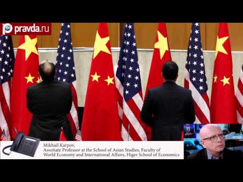 China to impose sanctions against US