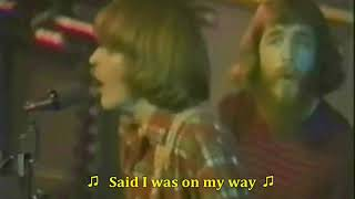 The Creedence Clearwater Revival Lodi Lyrics - HD