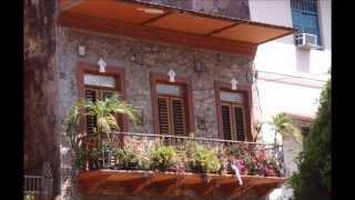 MHL Panama avec les Vo Dinh les courses et promenade dans la vielle ville de Panama