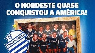 COPA CONMEBOL 1999에서 #CSA의 놀라운 역사