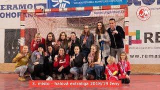 Semifinále extraligy žen 2018/19 - Pozemní hokej Slavia Hradec Králové