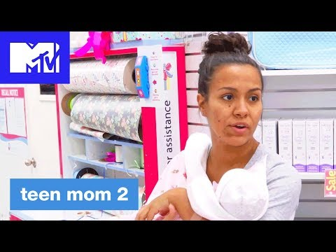 'Stella's First Outing' Deleted Scene | Teen Mom 2 (Season 8) | MTV
